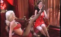 Meet Nikki Benz and Anastasia Pierce, these naughty ladies