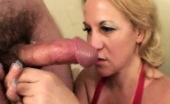 femdom milf milking big cock