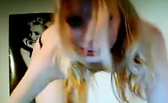 Dirty Blonde Cam Girl
