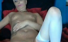 Slutty MILF With Small Tits