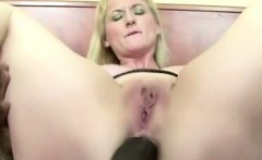 black dong anal for blonde mom