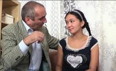 Carnal tutoring with teacher