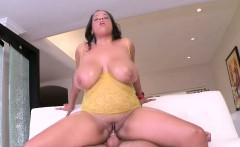 big titted bubble butt beauty rides cock