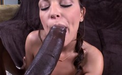 Massive cock drills the wet love tunnel