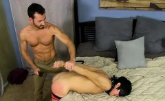 Twink video When Bryan Slater has a stressful day at work, h