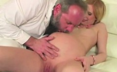 Blonde Pregnantt Teen Fucked By Old Doc