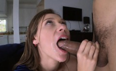 Wild babe Callie Calypso anal fucked until she cums