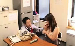 Blackmailed young Wife 5
