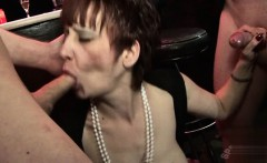 Hot housewife real orgasm