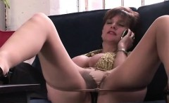 British fetish mistress gets tied up