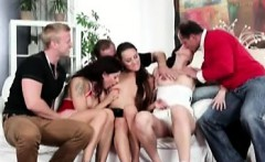 crazy group orgy hot big tits milf