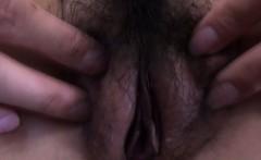 Closeup asian pussies