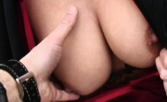 beauteous girl lured to have public sex