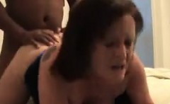 Granny Wanting Some Large Black Cock