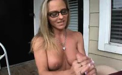 Milf Step-mom's Got Something Special For Young Guy