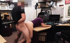 Lebian couple gets fucked in the pawn