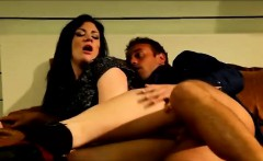 Big stacked Oriental secretary gets pumped by boss
