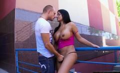 Italian mom and son body cumshot