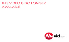 Teasing black babe presents her huge boobs