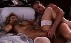 Sexy Wife And Her Lover Fuck Cuckold