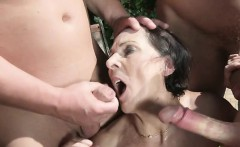 girlfriend deep throat cum