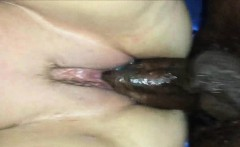 Wife Fucked in the Ass by a Black Cock