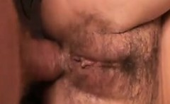 Hairy Girl Doing Anal With Her Boyfriend