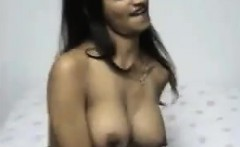 Amateur Slut Gets Fucked And Creampied