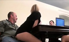 Daddy Does His Meeting - Meet her on CAS-AFFAIR.COM