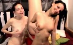 Dirty Lesbians Doing Butt Stuff