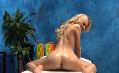 Teen doxy gets loving aperture stuffed by rod of pal