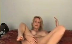 Blonde Whore With Big Tits Smokes