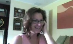 Pregnant Chick With Glasses Strips