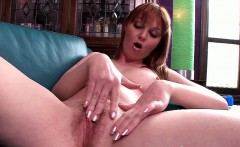 Mature Redhead Marie McCray Rubs Her Sweet Pussy