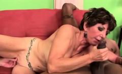 Granny Sucks Cock In Front Of Hubby
