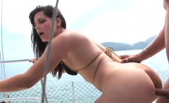 anal sex on brazilian boat trip