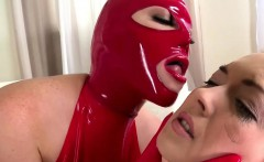 We love fetish and latex copulate like you