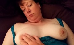 Mature BBW being shagged by her new amore.