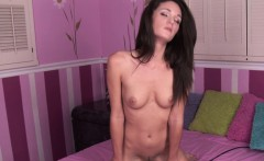 skinny monica sexxxton goes for a ride on the sybian