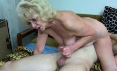Granny's Pussy Gets Eaten