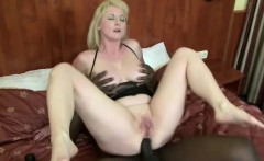 Blonde takes black in two holes