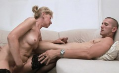 Hungry mature is desirous to get mouth and tits screwed hard
