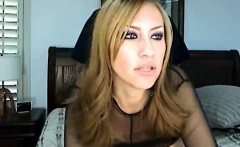 Hot Latina Gets FGucked On Webcam