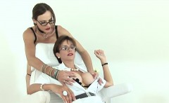 Adulterous british milf lady sonia exposes her massive knock