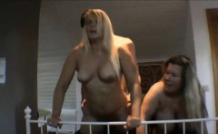 having fun with two horny milfs with big rack