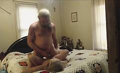grandma and grandpa having sex on cam. mp4