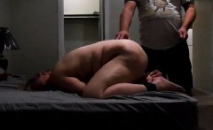 sub Amy Spanked and thoroughly penetrated