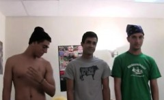 Cumshot gay boy porn So the fraternity brothers determined t