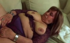 Chubby mature slut is hungry for a younger cock