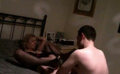 Their Granny Loves To Cum Again and Again and Again.